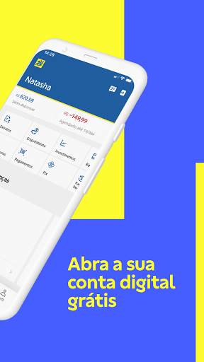 Download Banco do Brasil | Conta, cartão, pix e mais! mod apk 1