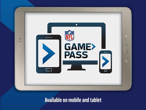 NFL Game Pass International 1.9.1 Screenshots 5