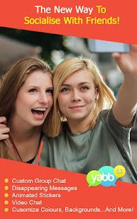 Yabb Messenger - Free calls, chat, social network