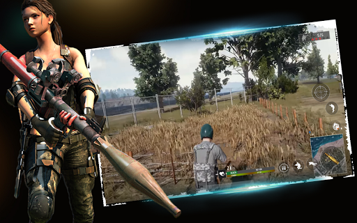 Legends Squad Free Fire FPS Shooting 4.4 screenshots 6