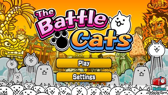 The Battle Cats MOD 5