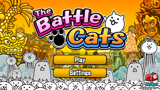 The Battle Cats Screenshot