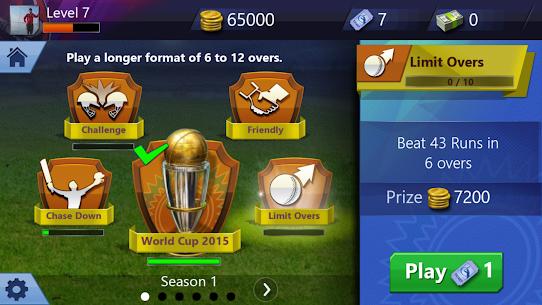 All Star Cricket MOD APK (Unlimited Money) 5