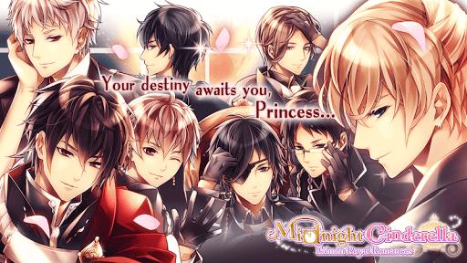 Code Triche Midnight Cinderella:Otome Anime Game (Astuce) APK MOD screenshots 5