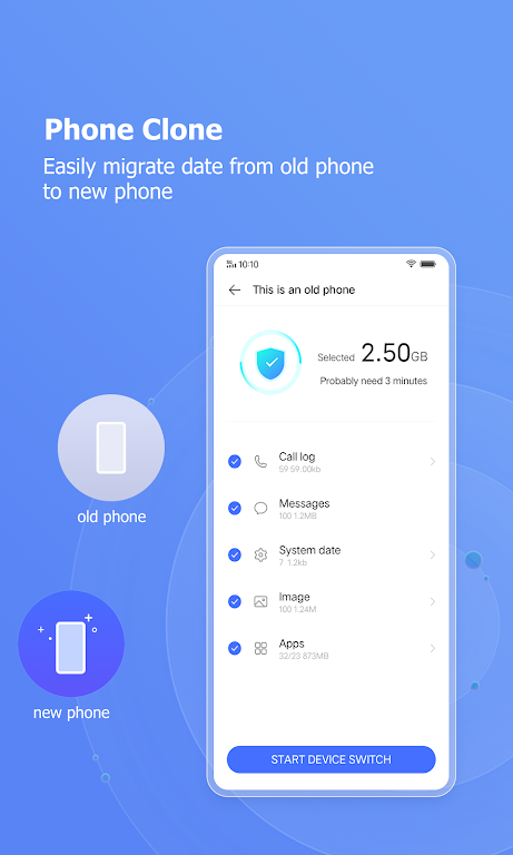 EasyShare – Ultrafast File Transfer, Free & No Ads  poster 2