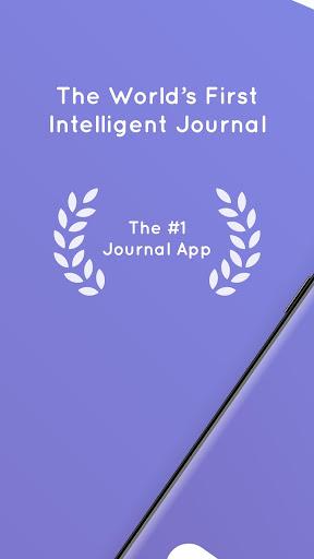 Reflectly: Diary, Gratitude Journal & Mood Tracker 3.20.2 Screenshots 1