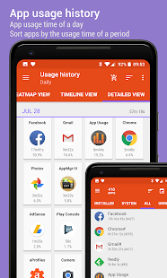 App Usage - Manage/Track Usage Screenshot