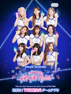 TWICE -GO! GO! Fightin'- 2.2.8 MOD + APK + DATA Download 1