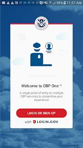 CBP One 1
