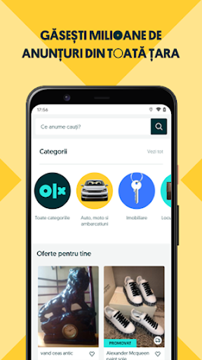 OLX - Cumpara si vinde lucruri noi sau second hand android2mod screenshots 2