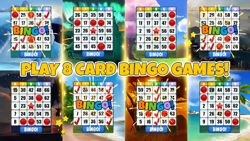 Absolute Bingo- Free Bingo Games Offline or Online 2.05.003 screenshots 1