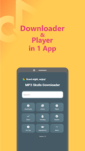 Mp3 Skulls – Free Music Mp3 Downloader 1