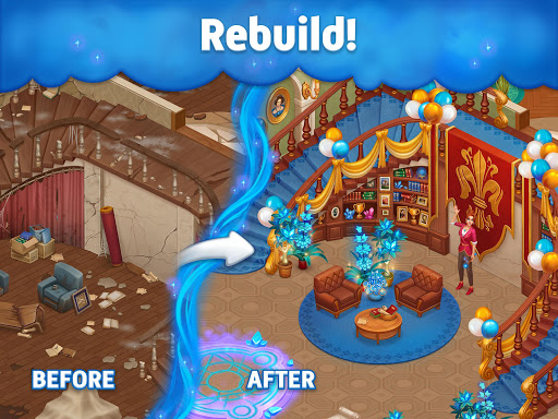 Spellmind - Magic Match  screenshots 8