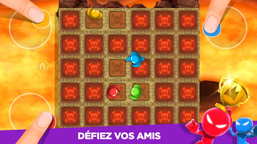 Stickman Party: Jeux pour 1 2 3 4 joueurs gratuits screenshots apk mod 4