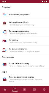 Joint Stock Company «Bank Forward»/