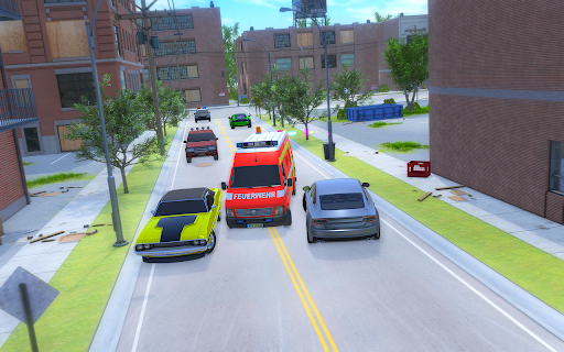 Light Speed Hero Rescue Mission: City Ambulance 1.0.4 screenshots 6