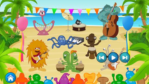 Educational Kids Musical Games 2.1 screenshots 1