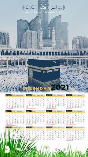 Frame Calendar 2021  Screenshots 5