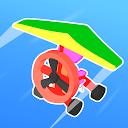 Road Glider - Flying Game