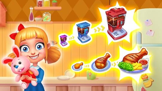 Crazy Chef: لعبة الطبخ السريعة 6