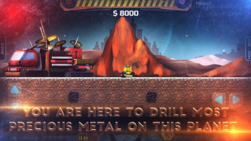 Jack The Miner: Gold Mine, Robot Mining Simulator  screenshots 1