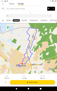 Image For Fietsersbond Routeplanner Versi 5.1.6 8