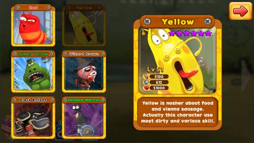 Larva Heroes: Lavengers2020 1.5.1 screenshots 7