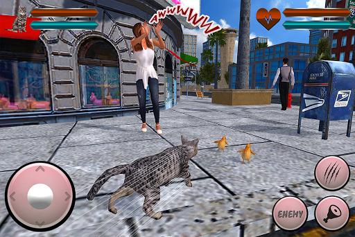 Cat Family Simulator: Stray Cute Kitty Game 10.1 screenshots 12