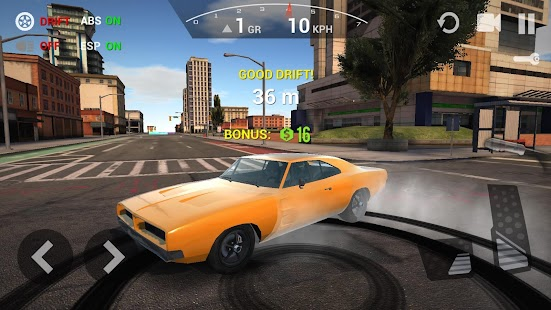Ultimate Car Driving: Classics Screenshot