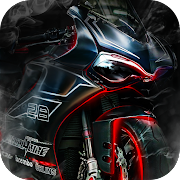Motorcycles On The Road Theme
