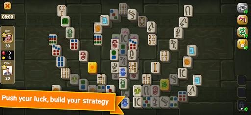 Mahjong Maya Puzzle Live Duels  screenshots 10