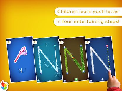 LetterSchool - Learn to Write ABC Games for Kids 2.2.9 Screenshots 7