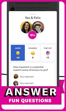 OkCupid - The Online Dating App for Great Datesのおすすめ画像3