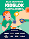 screenshot of Parental Control & Screen Time by Kidslox
