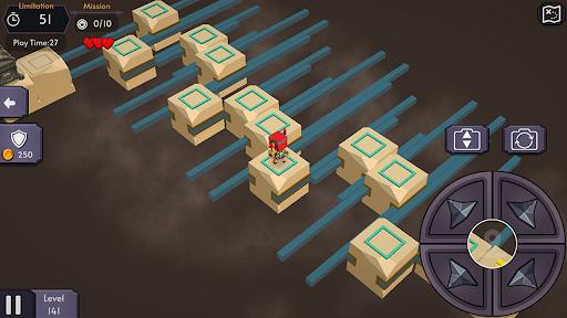 IndiBoy - A treasure hunter Dungeon Quest screenshots 3