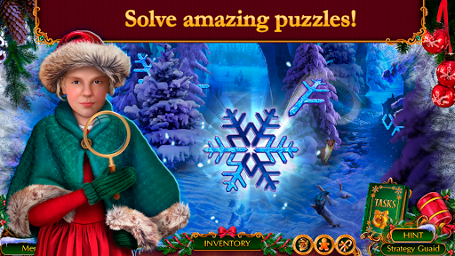 Hidden Objects - Christmas Spirit 2 (Free To Play) screenshots 8
