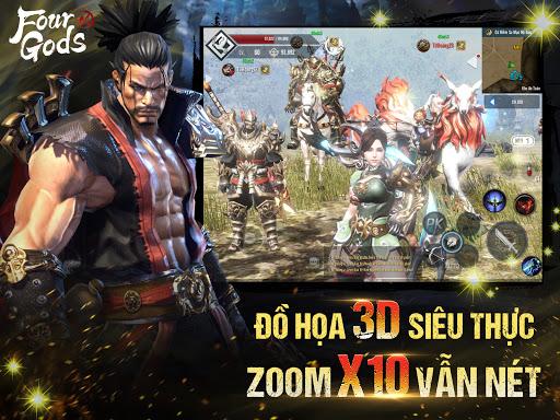 Four Gods M - Tứ Hoàng Mobile  screenshots 2