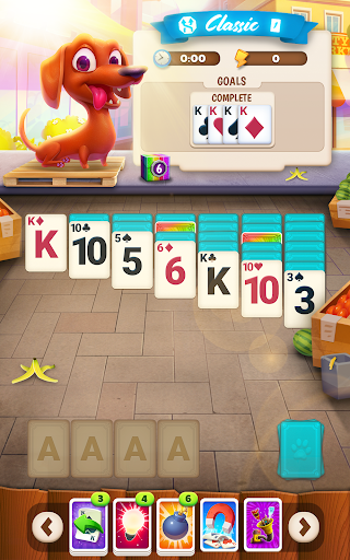Solitaire Pets Adventure - Free Solitaire Fun Game  screenshots 8