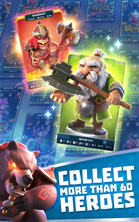 Legend of Solgard MOD poster 8
