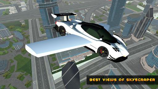 flying car real driving screenshot 3