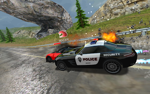 Racers Vs Cops : Multiplayer 1.27 Screenshots 11