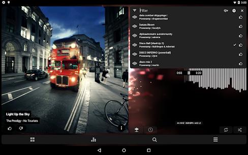 مشغل الموسيقى Poweramp Music Player مهكر النسخة الكاملة 2021 10