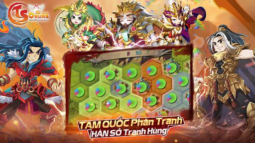 TS Online Mobile u2013 Huyu1ec1n thou1ea1i turnbase RPG Apkfinish screenshots 2