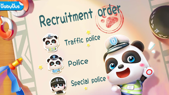 Little Panda Policeman screenshots 12