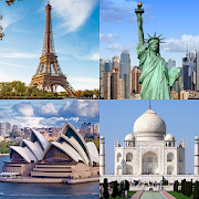 Cities of the World: Guess the City — Quiz, Game