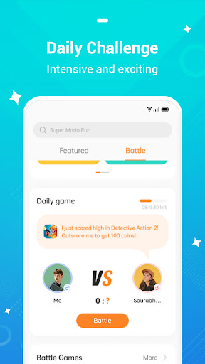 HeyFun - Play instant games & Meet new friends  screenshots 11