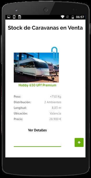 Imágen 5 de Caravanas segunda mano España para android