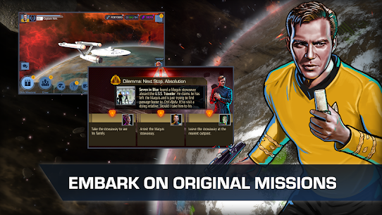 Star Trek Timelines MOD Apk 7.6.3 (Unlimited Money) 3