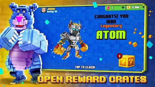 Super Pixel Heroes 2020 Mod Apk 1.2.223 (Unlimited Money/Diamonds) 3