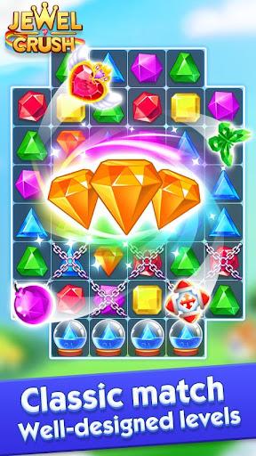 Jewel Crushu2122 - Jewels & Gems Match 3 Legend 4.1.9 screenshots 8